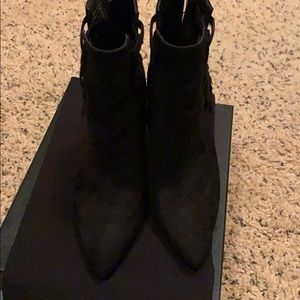 Used Aldo ankle boots